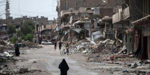Musul'da vahşet: 8 kişinin kafası kesildi!