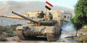 Esad güçleri Medik Kalesi'ni ele geçirdi