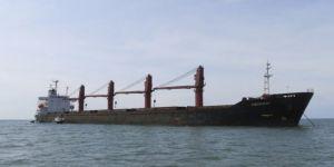 ABD, Kuzey Kore'nin kargo gemisine el koydu