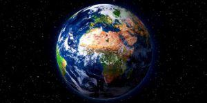 Dünya'nın kaynakları tükendi