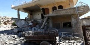 Suriye ile Rusya Hama ve Idlib'de ilerliyor