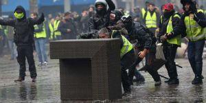 Fransa'da Polis Şiddetini Her Geçen Gün Arttırıyor