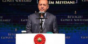 Erdoğan, İmamoğlu'na desteğini açıklayan isimler hakkında konuştu
