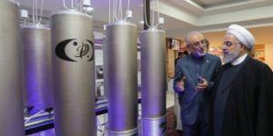 İran nükleer anlaşma kapsamında bazı taahhütleri durdurdu