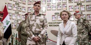 Alman ordusu Irak'taki eğitim operasyonlarını durdurdu