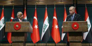 Erdoğan: Irak ile askeri işbirliği yapılmasının isabetli olacağına karar verdik