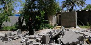 Kerkük'te Kürtlere ait onlarca ev yıkıldı