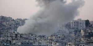 Filistinlilerin kampı vuruldu, halk Türkiye sınırına ilerliyor