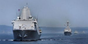 ABD, Körfez ülkeleriyle deniz güvenliği toplantısı yaptı