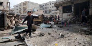 Akar: Suriye ateşkes anlaşmasını ihlal ediyor