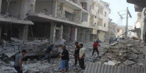 Rusya: Suriye ordusu İdlib'de ateş açmayı durdurdu
