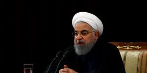 Ruhani: İran, Beyaz Saray'daki yöneticiler karşısında daima galip çıkmıştır