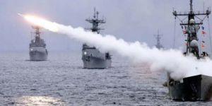 'İran savaş gemileri uluslararası sulara iniyor'