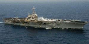 Tayvan: ABD savaş gemileri boğazdan geçti