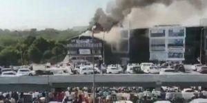 Eğitim merkezinde yangın: En az 15 ölü