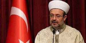 Mehmet Görmez'den Suudi Arabistan'a çağrı