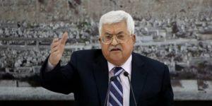 Mahmut Abbas'tan 'Yüzyılın Anlaşması'na sert tepki