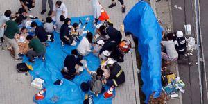 Japonya'da otobüs bekleyen ilkokul öğrencilerine bıçaklı saldırı: 3 ölü  15 yaralı