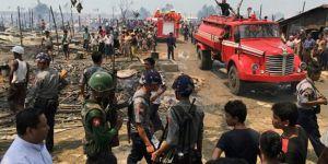 Af Örgütü'nden Cani Myanmar ordusuna suçlama