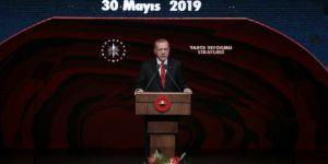 Erdoğan 'Yargı Reformu Stratejisi'ni açıkladı