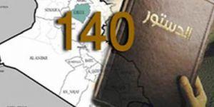 Kürt Parlamenterler 140. maddenin aktifleştirilmesi için imza topluyor