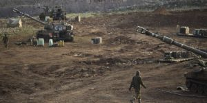 İsrail: Suriye'deki bazı askeri hedeflere hava saldırısı düzenledik