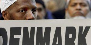 Danimarka'da Müslümanlara provokasyon
