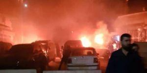 Azez'de araçlı saldırı: Çok sayıda ölü var