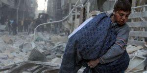 Dünyada 420 milyon çocuk çatışma bölgesinde yaşıyor