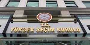 YSK Başkanı Güven: Kanuna aykırı görevlendirmelerle ilgili suç duyurusu HSK'ye gönderildi