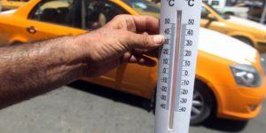 Irak, Asya kıtasında ölçülebilen en yüksek sıcaklığı aşarak rekor kırdı