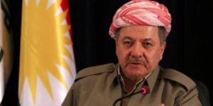 Barzani: Kürdistan halkının iradesi düşmana galip geldi