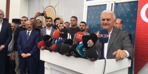 Yıldırım: Kürdistan Atatürk'ün kullandığı bir sözdür