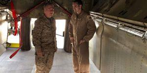 ABD'li Komutan: İran'a Karşı Askeri Gücü Arttıracağız