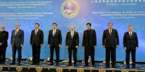 Şangay İşbirliği Örgütü Liderler Zirvesi başladı