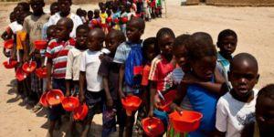 BM: Güney Sudan'da 7 milyon kişi açlık tehdidi altında