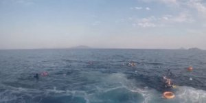 Göçmen teknesi battı:8 ölü