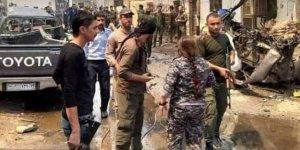 Kamışlo'da  bombalı araç ile saldırı: Ölenler var