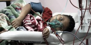 Gazze'de Sağlık Krizi Zirvede