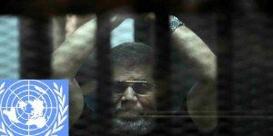 BM Nihayet Şehid Mursi İçin Açıklama Yaptı