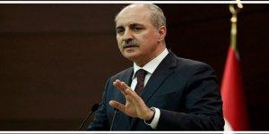 Numan Kurtulmuş: Kürtler Binali Yıldırım'a oy verecek
