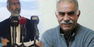 Öcalan'la görüşen Özcan: İzni devlet verdi