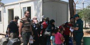 Bayramda ülkelerine giden 6 bin 500 Suriyeli Türkiye'ye döndü