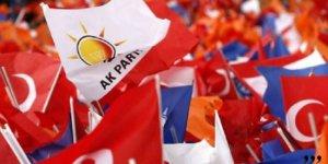 Ak Parti'de istifa