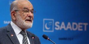 Karamollaoğlu: AK Parti çözülmeye başladı