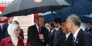 Erdoğan Japonya'da