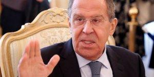Lavrov:Her türlü şantaj ve baskıyı reddediyoruz