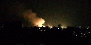 Suriye: İsrail Şiddetli Saldırgan