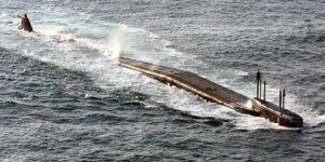 Rus denizaltısında yangın:14 ölü