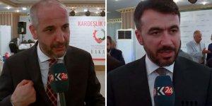AK Partî: Dikarin kêşeyên xwe û yên Kurdan çareser bikin